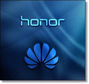 Логотип honor