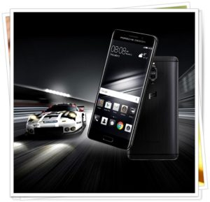 Porsche Design - смартфон HUAWEI Honor