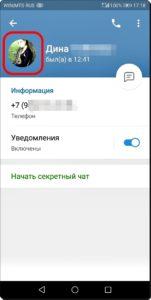 Экран 5 Аватар из Telegram