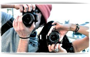 Два фотографа