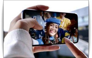 Съёмка на смартфоне Huawei