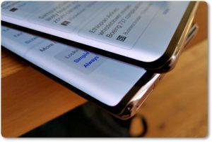 Водопадные дисплеи смартфонов
