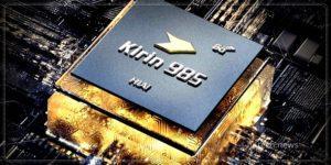 Процессор смартфонов Huawei Kirin 985
