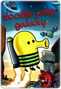 На экране игра Dooble Jump