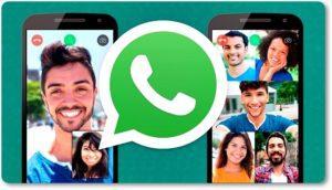 Группой Чат в WhatsApp