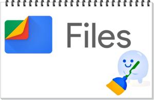 Логотип Google Files