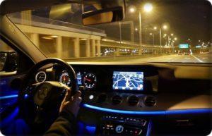 Ночной Навигатор