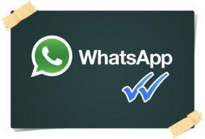 Логотип WhatsApp 2 статуса